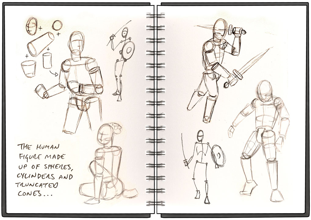 Drawing the Human Figure from the Imagination – Mini-brief ...
