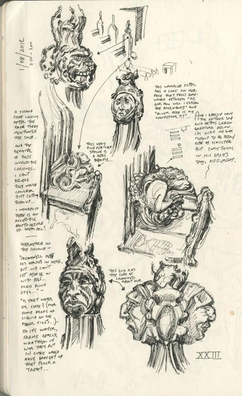 x0 Wednesday Sketch 1st Aug 006