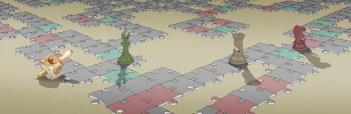 Jigsaw Extendable Game b x