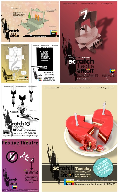 0 7 Theatre Posters