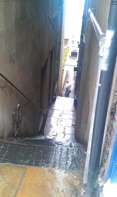 0 Alleyway