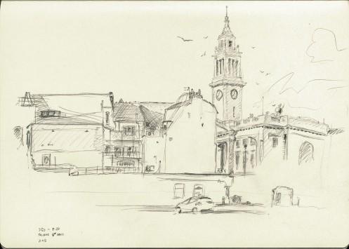 City Hall & City Hotel