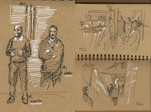 Slipstream Sketches