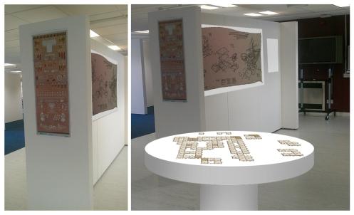 Exhibition in progress 001