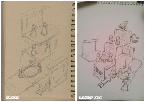 Thumbnail and Sketch