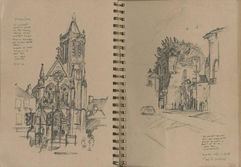 York Drawings