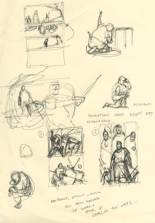 Thumbnails pages 7 & 8