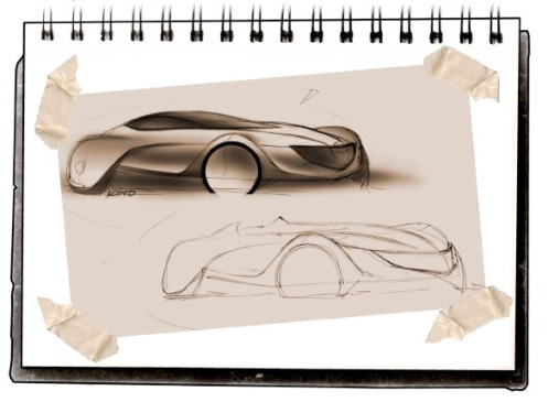 --- Automotive design
