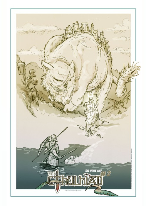 --- POSTER - The White Ship - Page 42 - Manticore Poster