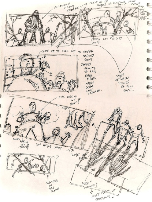 --- storyboarding zombies 001