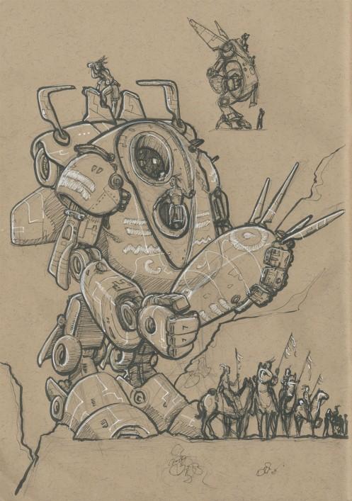 Big Robot 001