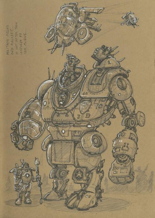 Robot 002
