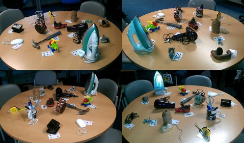Yr 1 Objects for 3D