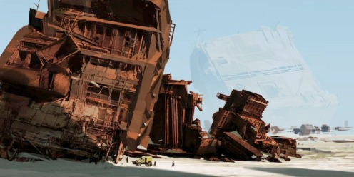 Blackbird Interactive - Ship Breakers
