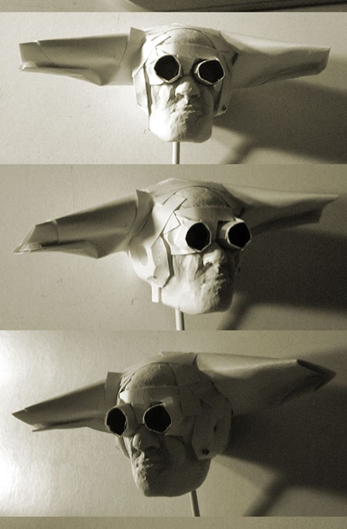 Quick Scratch Sculpt x