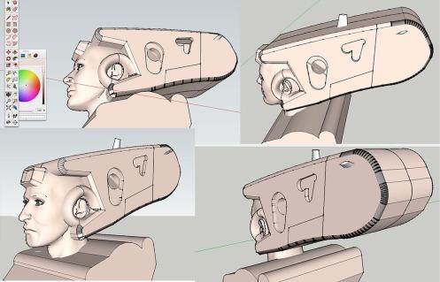 SketchUp Head