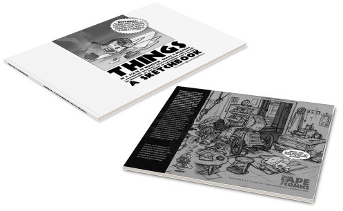 Mock Ups Of Covers for Sketchbook