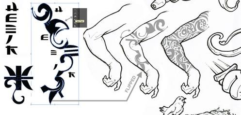 Tattoo Arms 002